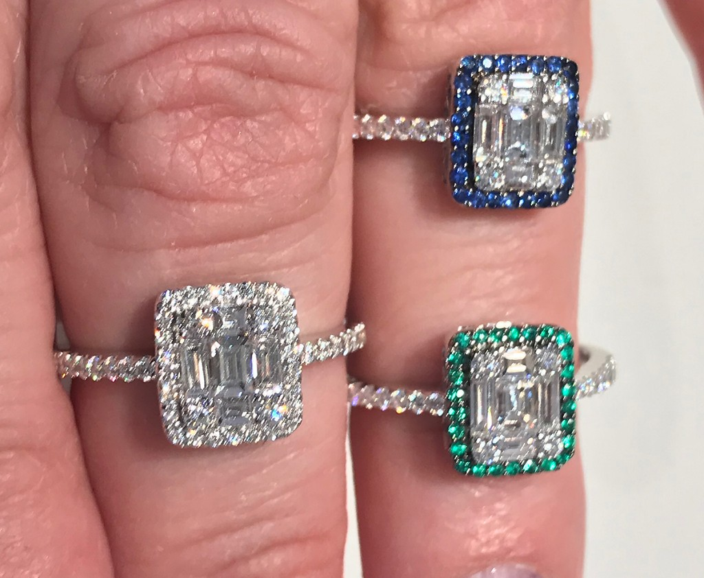 Colored Gemstones Engagement Rings is the Hot New Trend of 2018 ...