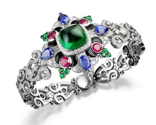 Secret watches by Giampiero Bodino