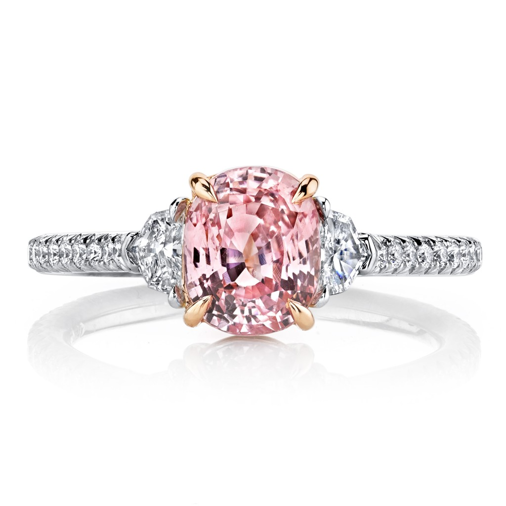 Colored Gemstones Engagement Rings Is The Hot New Trend Of