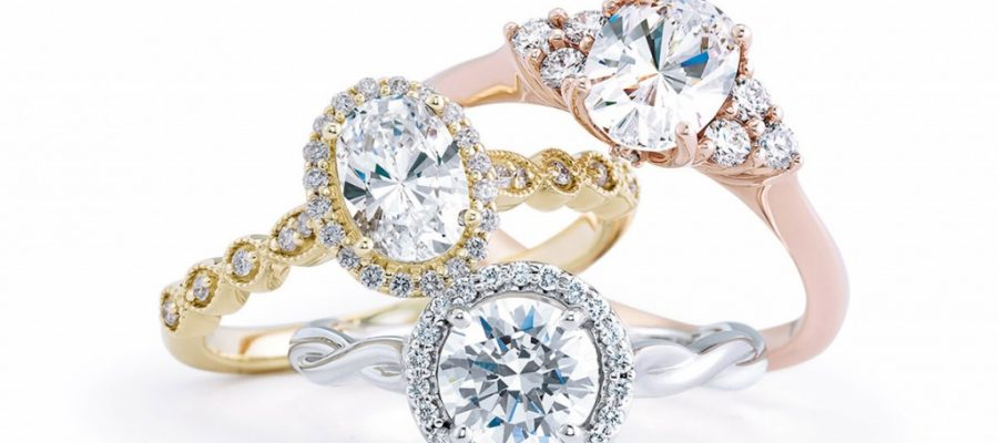 ever and ever engagement rings